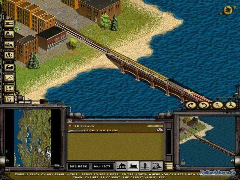 Железнодорожный Магнат 5 скачать торрент