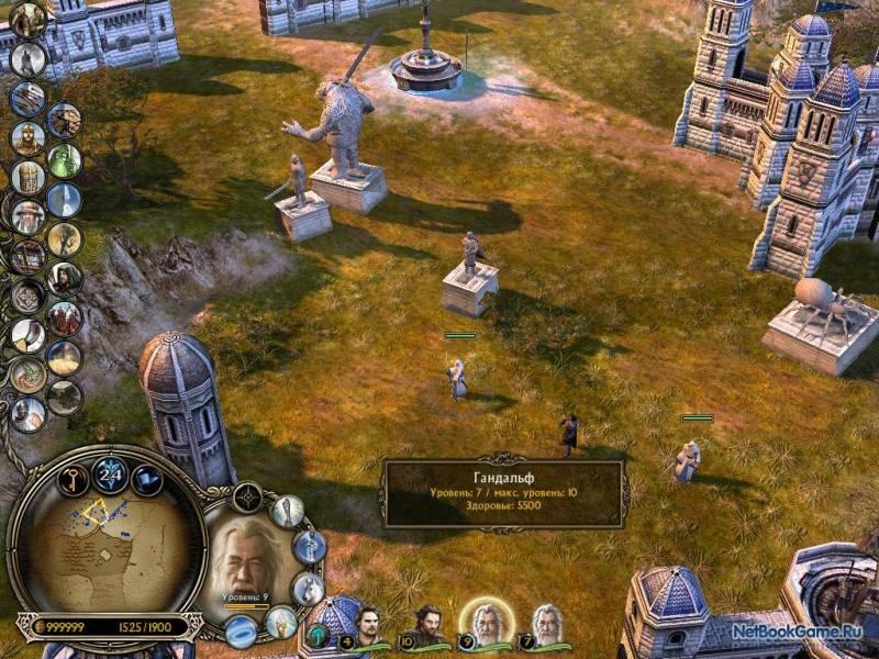Игра Властелин Колец 2 Скачать Торрент Стратегия - фото 5