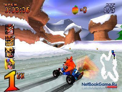 скачать игру краш гонки на компьютер через торрент бесплатно - фото 2