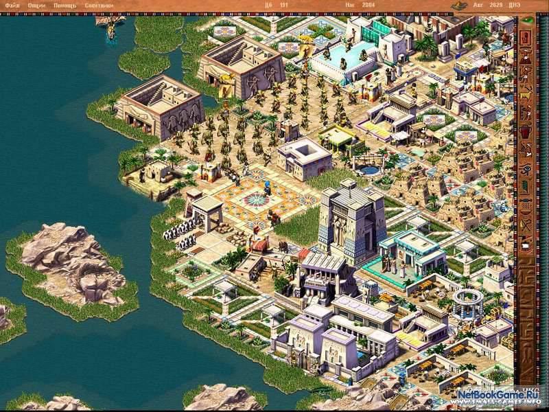 скачать игру клеопатра и фараон - фото 7