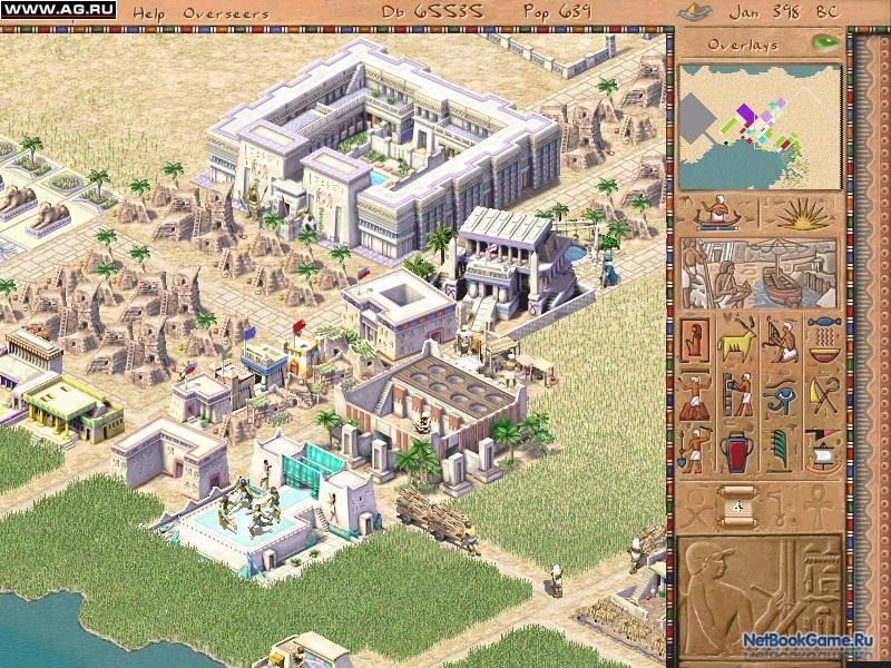 Игра фараон клеопатра скачать