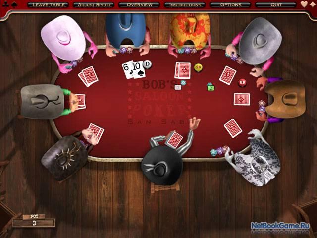 governer poker