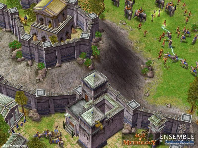 скачать игру Age Of Mythology золотое издание - фото 7