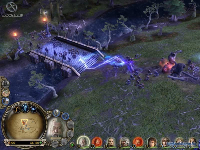 Властелин колец битва за средиземье через яндекс