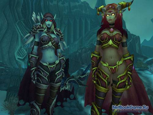 WoW:Wrath of the Lich King (���) 3.0.1 + [��� ����� �� 3