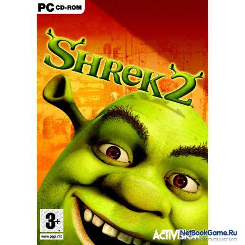 Шрек 2 shrek 2 the game