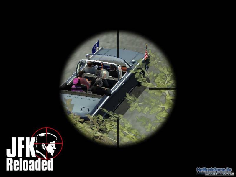 скачать симулятор убийства кеннеди