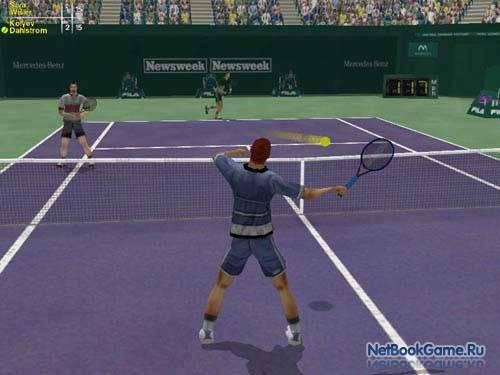Скачать игру бесплатно на компьютер теннис через торрент