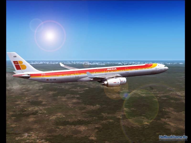 Microsoft flight simulator 2004 rus скачать торрент