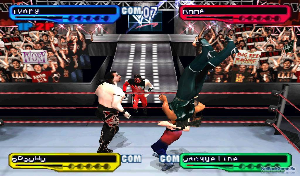 WWF SmackDown 2!: Know Your Role