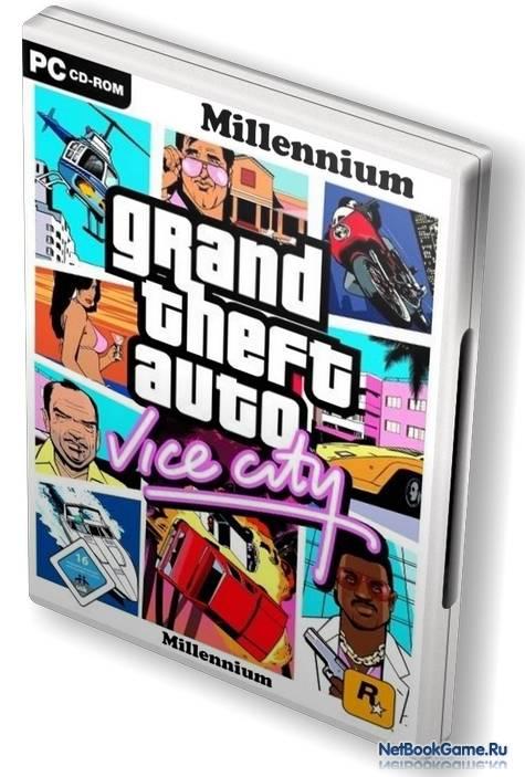 Скачать GTA Vice City торрент бесплатно