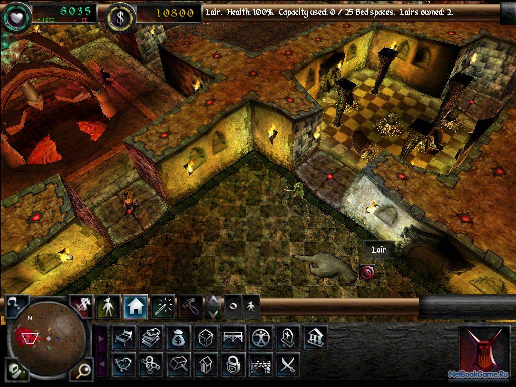 Patch Dungeon Keeper 2 - Gratuit tlcharger