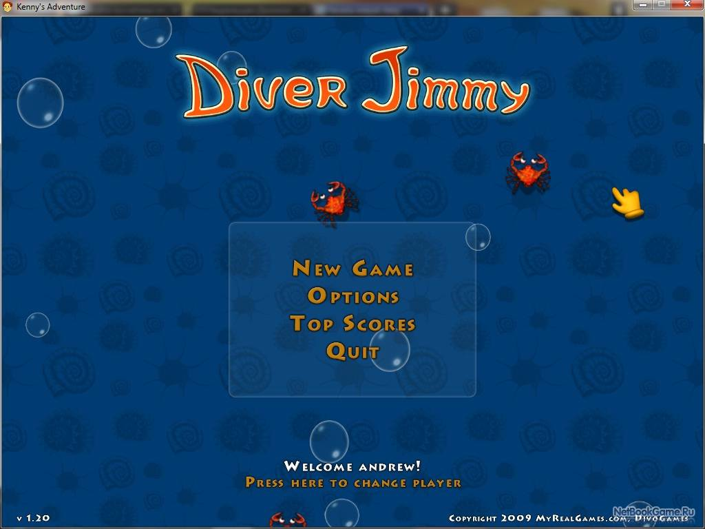 Diver Jimmy Screenshot 2