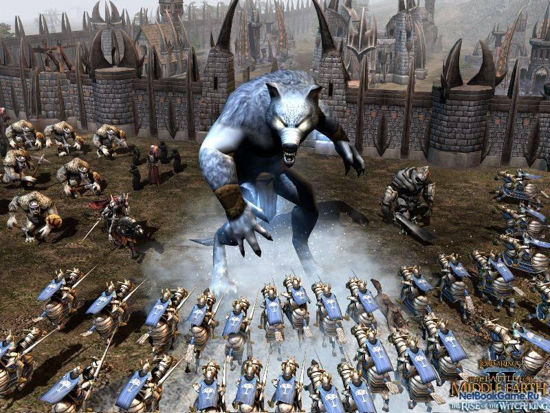Cкачать игру властелин колец битва за средиземье 1 (2,66 гб).