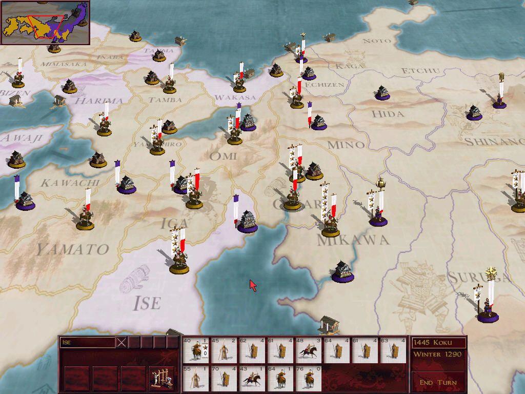 Скачать shogun total war 2.