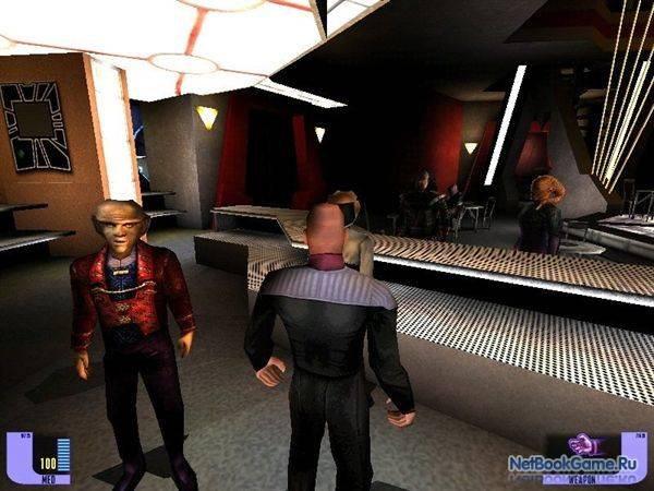Star Trek: Deep Space 9. The Fallen