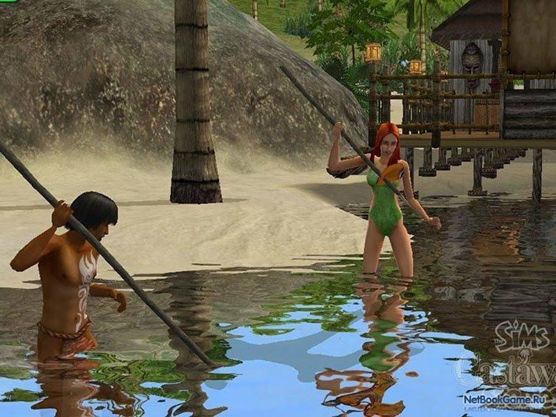 Бесплатные Игры The Sims 2