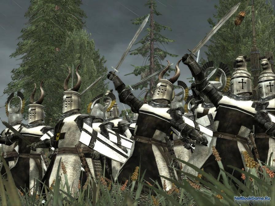 Тому, кто захочет насладиться Тевтонскими Войнами (Teutonic Wars) придется
