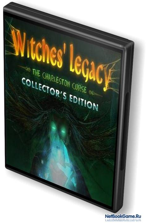 Witches' Legacy: The Charleston Curse Collector's Edition / Наследие ведьм. Проклятие Чарльстонов
