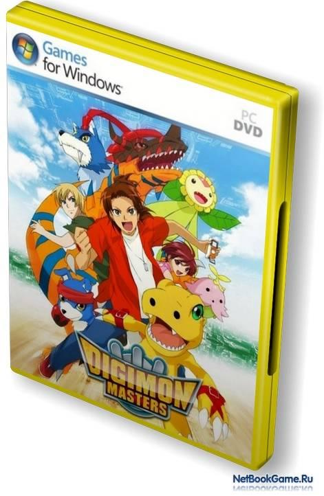 Digimon masters online дигимон мастер онлайн