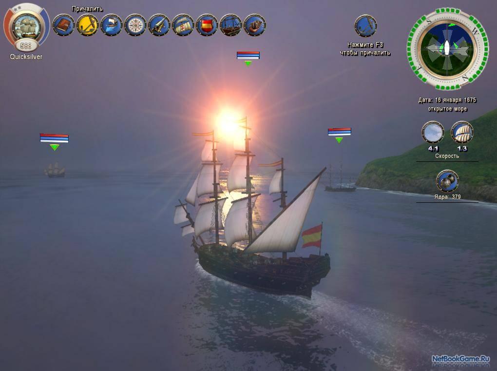 скачать игру корсары 3 тайны дальних морей через торрент - фото 3