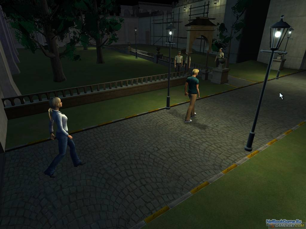 Broken Sword 4 The Angel of Death pc game