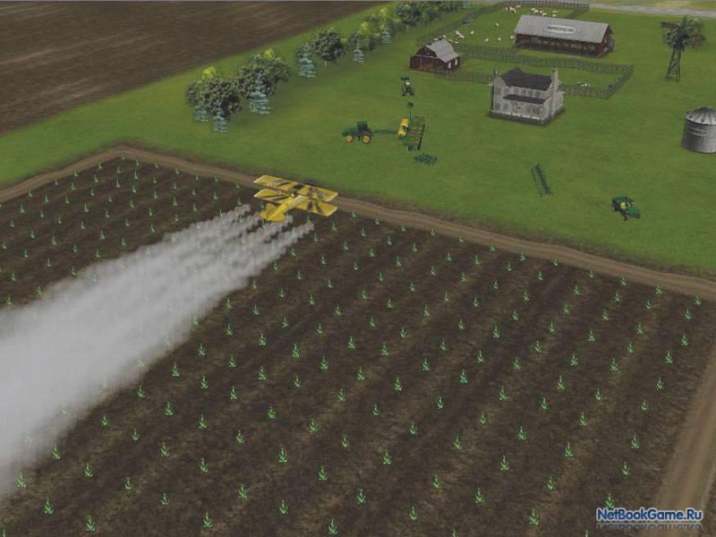 Игра John Deere American Farmer