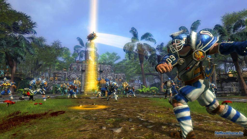 Blood bowl:chaos edition