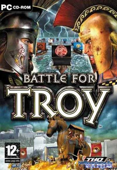 Battle for troy / ����� �� ����