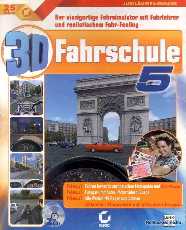 3D Driving School: Europe edition