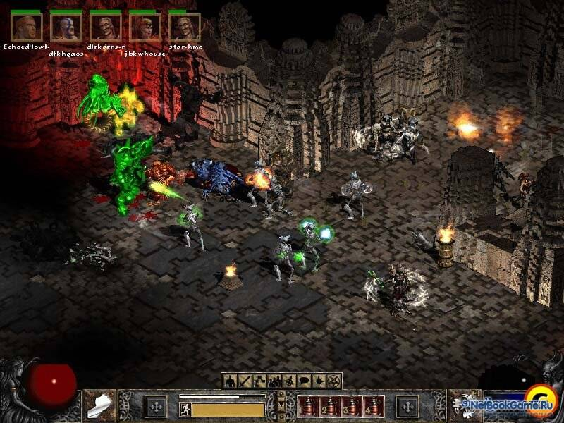 how to download diablo 2 expansion for free