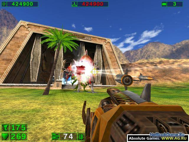 Serious sam:The first encounter