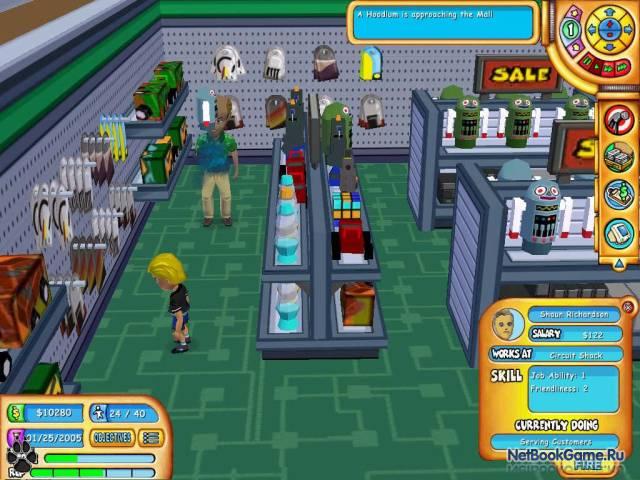 скачать игру симулятор магазина через торрент