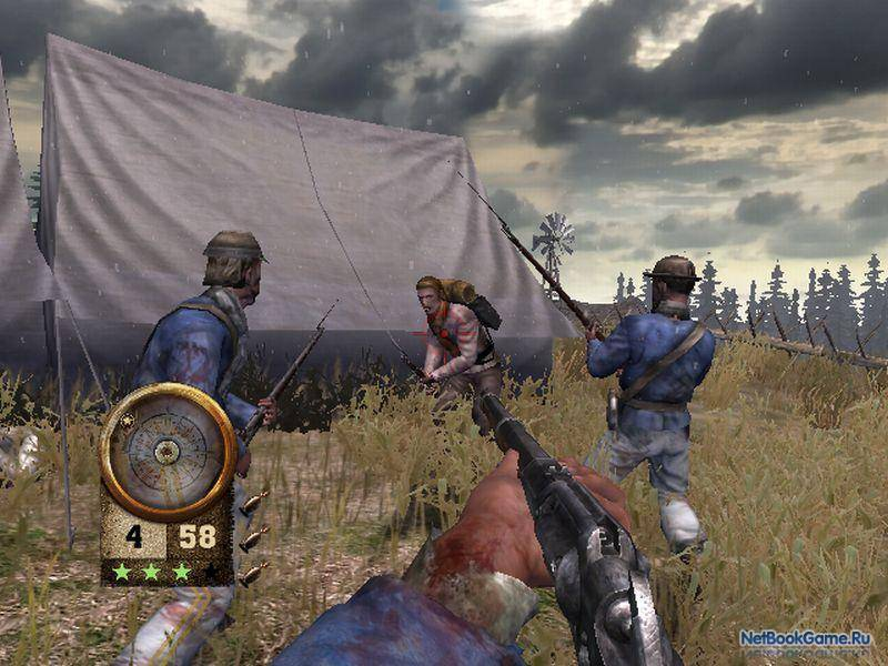 скачать игру про гражданскую войну в америке - фото 8