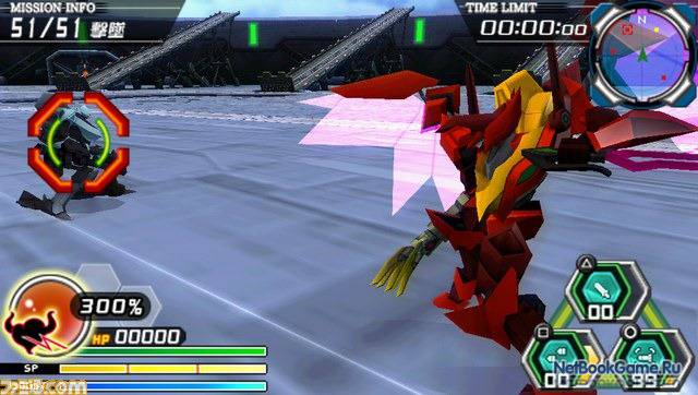 Battle Robot Damashi