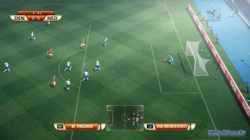 Pro Evolution Soccer 2010: World Cup South Africa