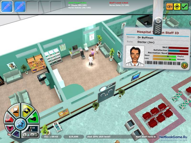 Скачать игру про больницу через торрент