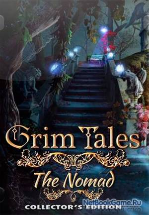 Grim Tales 16: The Nomad (collector's edition)