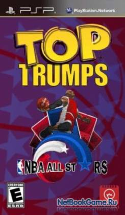 Top Trumps NBA All Stars