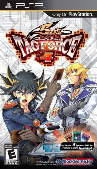 Yu-Gi-Oh! 5Ds Tag Force 4